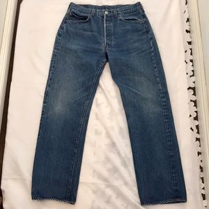 💜HP4💜LEVIS•1974 The Real Deal•Ageless 501 LEVI'S